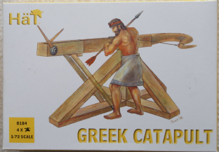 HaT 1/72 HAT8184 Greek Catapults (Ancients)